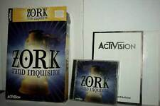 ZORK GRAND INQUISITOR GIOCO USATO PC CDROM ED INGLESE PAL BIG BOX DD1 49884