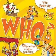 The Book Of...Who?, Various, New Book