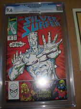 Silver Surfer V3 #36 CGC 9.6