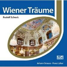 RUDOLF SCHOCK - ESPRIT/WIENER TRÄUME-RUDOLF SCHOCK  CD NEU