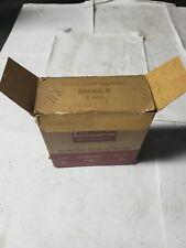 NOS 1940s FORD LINCOLN CRANKSHAFT BEARINGS b8QH-6333-AB FOMOCO OEM 8 PCS