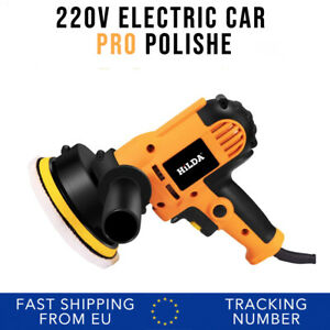 110/220V 700W Electric Car Polisher Auto Polishing Machine Sanding Waxing Tool
