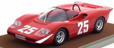 Tecnomodel Abarth 2000 S Winner Montain Europe Championship 1969 #25 1/18 LE 50