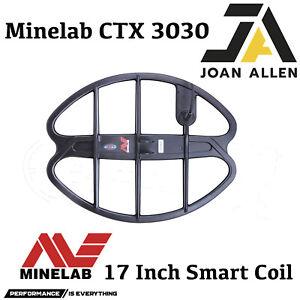Minelab CTX 3030 17 Inch DD Smart Coil