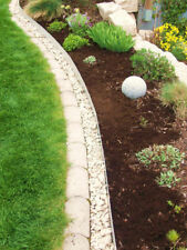 Lawn edge narrow, 14 cm for straight or curved installation