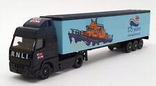 Lledo 1/76 Scale PM119 - Volvo FH12 Truck & Trailer - RNLI