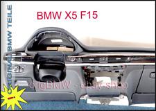 Bmw X5 F15 Instrumententafel panel dashboard schwarz armaturenbrett