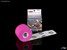 NASTRO ARES Uncut-kinesiologia Elastico Sport Nastro Pro-Rosa-Supporto KT