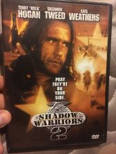 Shadow Warriors II: Hunt for the Death Merchant (DVD, 2001)
