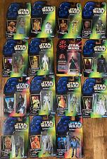 1997 kenner star wars action figures-Lot Of 15