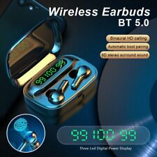 New listing 2021 Bluetooth 5.0 Earbuds Headset Wireless Earphone for iPhone Samsung Android