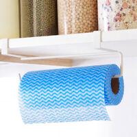 Under Cupboard Unit Shelf Kitchen Paper Towel Roll Holder-Hanger Storage-Rack