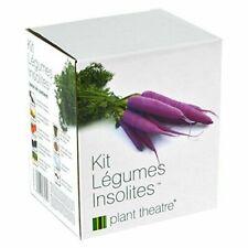 Kit Légumes insolites par Plant Theatre - 5 Légumes extraordinaires À Cultive...