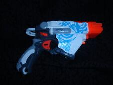 Nerf Vortex White Out Proton Disc Gun - FREE SHIPPING