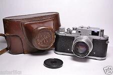ZORKI 3M RARE Soviet/Russian 35mm Rangefinder Camera, Jupiter-8 (2/50)