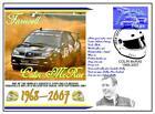COLIN McRAE WRC RALLY CAR ICON 2007 TRIBUTE COVER 2