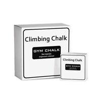 8 x 55g Gym Chalk Rock Climbing Power Lifting Crossfit No Slip Grip Chalk