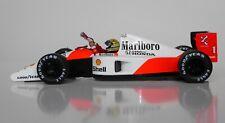 1/43 Ayrton Senna McLaren Honda figurine figure Sitting in cockpit 1990 1991 MP4