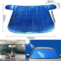 Foldable Windshield Folding Car Sun Shade Auto Visor Front Window Block Cover