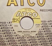 Rock 45 - Beatles - Sweet Georgia Brown - Mint-