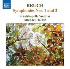 Weimar Staatskapelle, M. Bruch - Symphonies 1 & 2 [New CD]