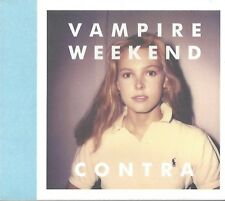 VAMPIRE WEEKEND / CONTRA * NEW CD 2010 * NEU *