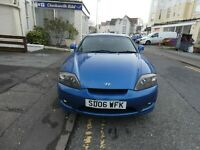 HYUNDAI COUPE SE 72533 MILES FSH MOT SEPT 2021 EXCELLENT MECHANICALLY NO FAULTS