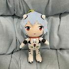EVA EVANGELION Ayanami Rei Plush Toy Anime Stuffed Doll Kids Best Gift UK SHIP