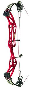 New 2018 PSE Target Series Perform-X 3D Compound Bow Right Hand #60 Red