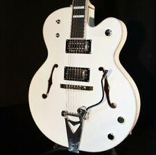 Gretsch G7593T-BD Billy Duffy White Falcon Guitar Mint W/Hardshell