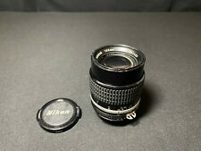 Nikon Nikkor 105mm f2.5 Ai-S Manual Focus Telephoto Camera Lens