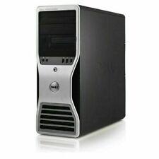 Dell Precision Workstation Computer Intel Xeon Quad Core 8GB 1TB Windows 10