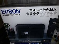 Epson WorkForce Wf-2850 All-in-One Printer