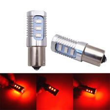 Lighting 1156 Red Strobe Flash Blinking Brake/Stop Bulb Lamp,Blinker Flasher