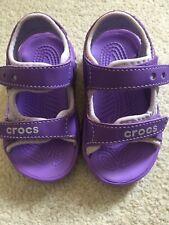 Kids Otter Crocs Sandals