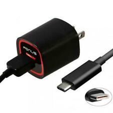18W Adaptive Fast Usb Home Charger Type-C Turbo Cable for Smartphone / Tablets