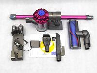 Dyson V6 Motorhead Cordless Vacuum Cleaner - Fucshia