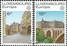Luxembourg 945-946 (complete issue) unmounted mint / never hinged 1977 Europe