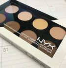 NYX Cosmetics Highlight  Contour Pro Palette - FREE USA SHIPPING