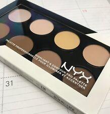 NYX Cosmetics Highlight & Contour Pro Palette - FREE USA SHIPPING