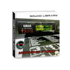 from YAMAHA TX81Z - Large Original Factory & New Created Sound Library/Editors