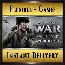 Men of War: Assault Squad [Game of the Year] Steam CD-Key - Instant Delivery