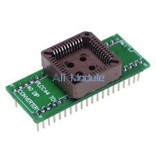 New PLCC44 to DIP40 EZ Programmer Adapter Socket Universal Converter