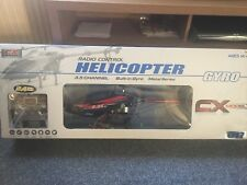 Radio Controlled Helicopter 3.5CH Built In Gyro Metal Series
