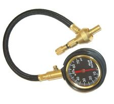 Rapid Tyre/Tire Air Deflator 4x4 with pressure gauge-comes in storagebag HTG-510