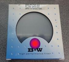 EU B&W ND grey filter 106 F Pro 77mm density 64x