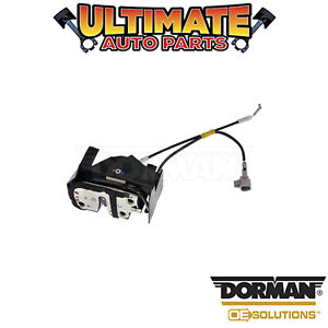 Dorman: 931-802 - Power Door Latch Assembly