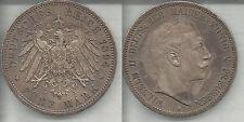 GERMANIA 5 MARCHI 1894 A PRUSSIA qSPL
