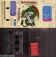 DEEP PURPLE - The Battle Rages On ★ MC Musikkassette Cassette