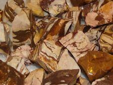 ZEBRA JASPER  - Rough Rock Gem Mineral for Tumbler